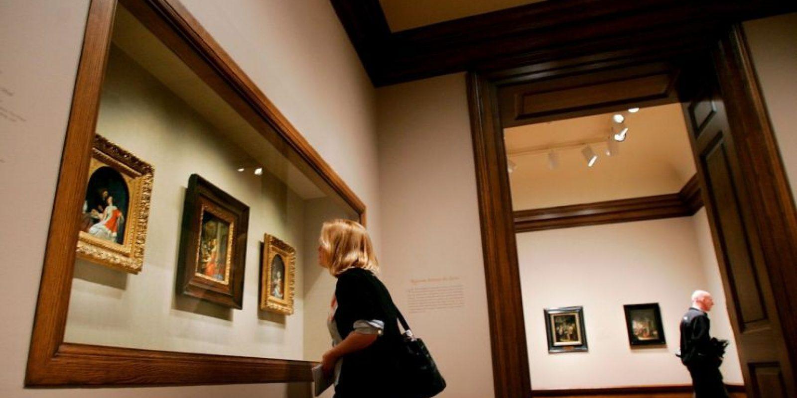 9. Galería Nacional de Arte, en Washington DC, Estados Unidos Foto:Getty Images