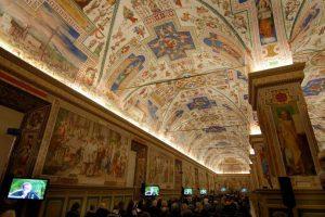 6. Museo del Vaticano, en la Ciudad del Vaticano, Roma Foto:Getty Images