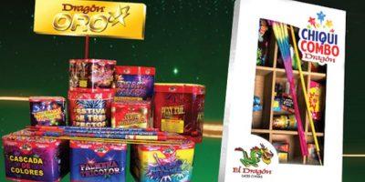 GANADORES. Gana un kit de juegos pirotécnicos de Q1,200