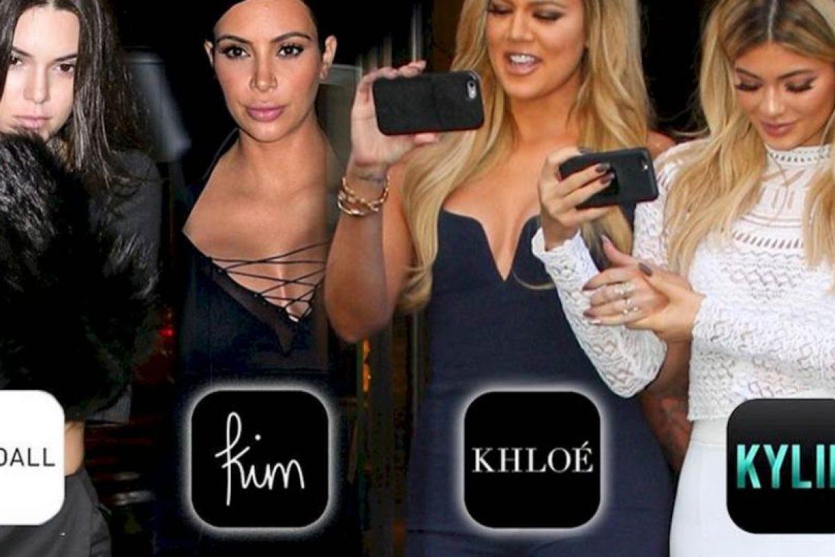 Todas las hermanas tienen Apps. Foto:vía Tumblr