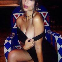 Ella es Emily Ratajkowski Foto:Vía instagram.com/emrata