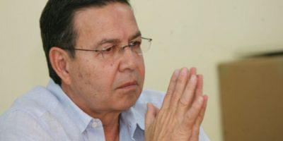 Fue presidente de Honduras y de la Federación Hondureña de Fútbol Foto:Getty Images