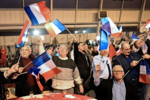 Esto, al no lograr ni una sola región en la segunda vuelta de las elecciones Foto:AFP