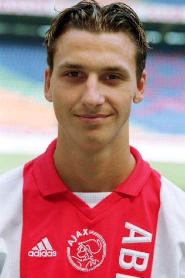 2. Zlatan Ibrahimovic Foto:Getty Images