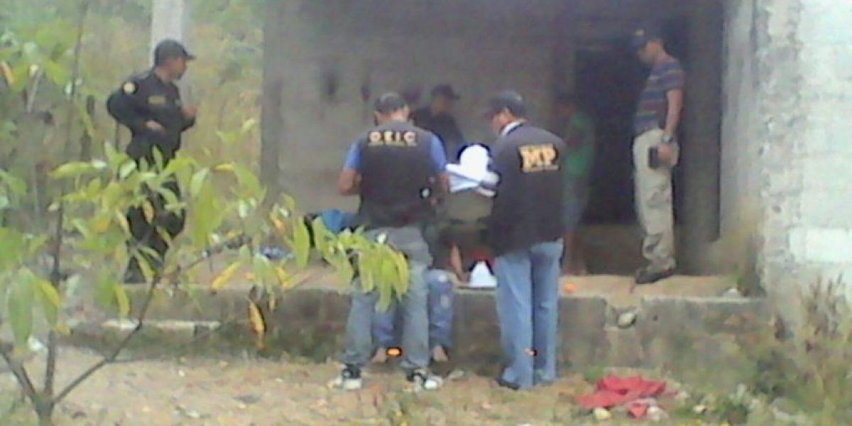 Capturan a presunto responsable del asesinato a pedradas de un menor