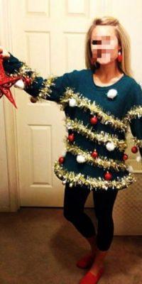 A continuación podrán conocer más suéteres que más que un regalo, pueden convertirse en una pesadilla Foto:Imgur