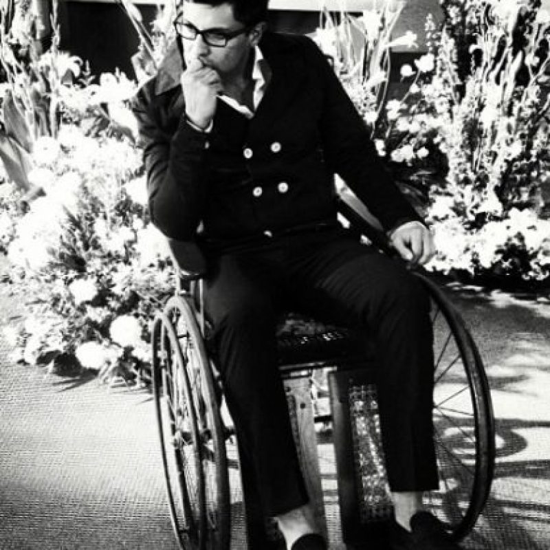 Aunque su sueño es convertirse en un famoso director de cine. Foto:vía instagram.com/alejandrospeitzer