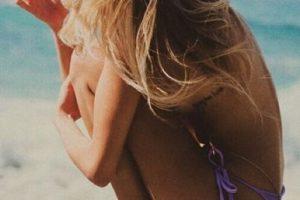 1. La chica con la que posó surgetentemente Justin Bieber se llama Jasmine Villanueva Foto:Instagram/jasminevilll
