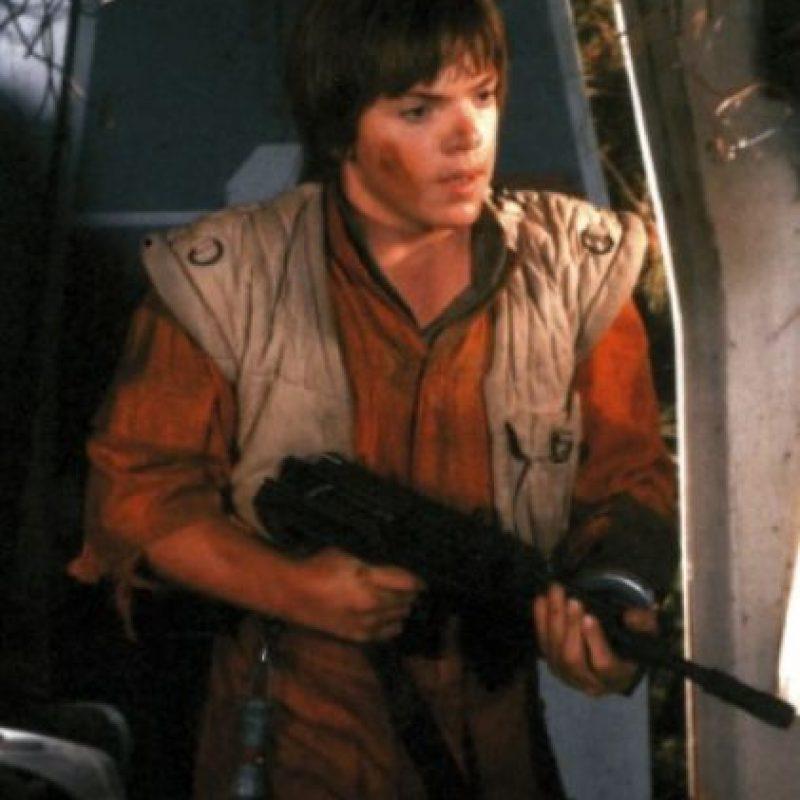 """Eric Walker interpretó al hermano mayor de """"Cindel"""", el valiente """"Mace Towani"""". Foto:vía ericwalkermusic.com"""