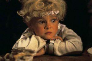 """La actriz Aubree Miller le dio vida a la pequeña """"Cindel"""". Foto:IMDB"""