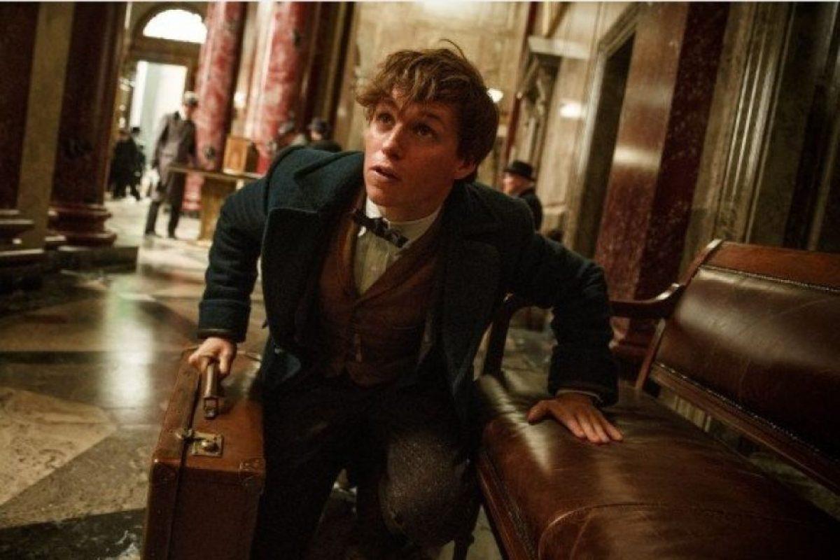 La película tiene fecha de lanzamiento para noviembre de 2016. Foto:Warner Bros
