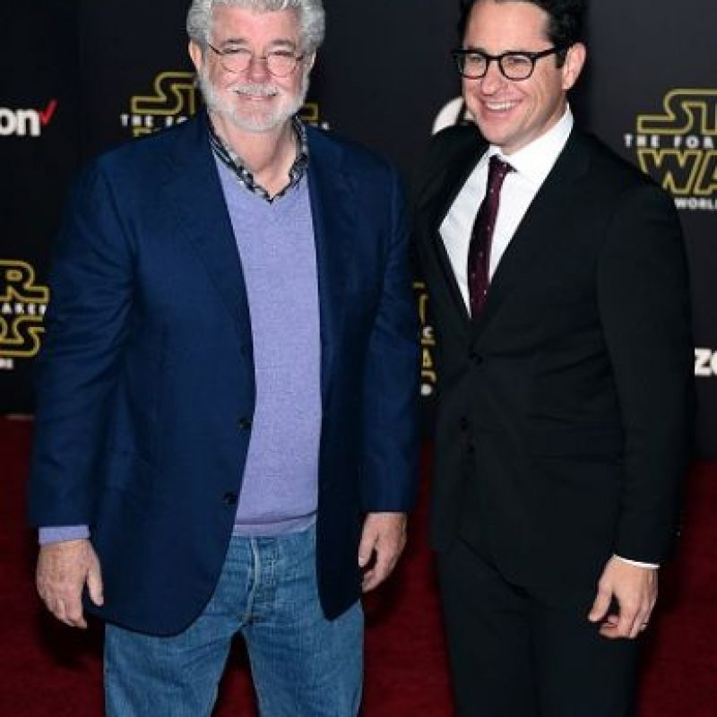George Lucas, J.J. Abrams Foto: Getty Images