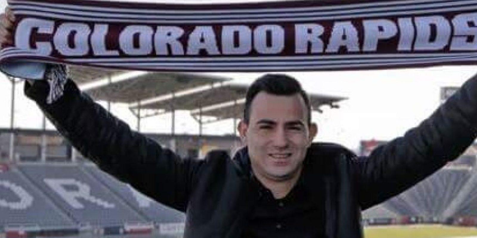Pappa jugará en su tercer club en la Liga estadounidense. Foto:MLS