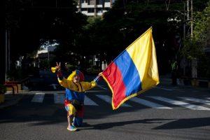 Colombia se encuentra en el lugar 97 con 0.720 puntos Foto:Getty Images
