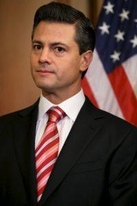 Enrique Peña Nieto, presidente de México en 2012 Foto:Getty Images