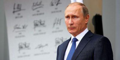 Vladimir Putin en 2015 Foto:Getty Images