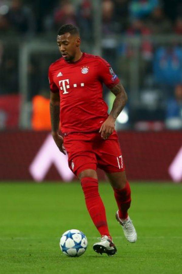Jerome Boateng (Alemania, Bayern Múnich) Foto:Getty Images
