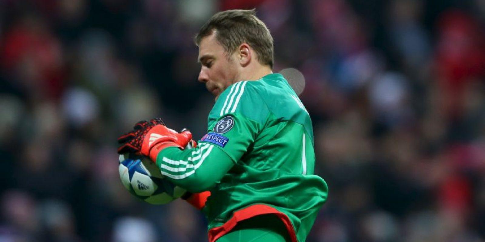 Portero: Manuel Neuer (Alemania, Bayern Múnich) Foto:Getty Images