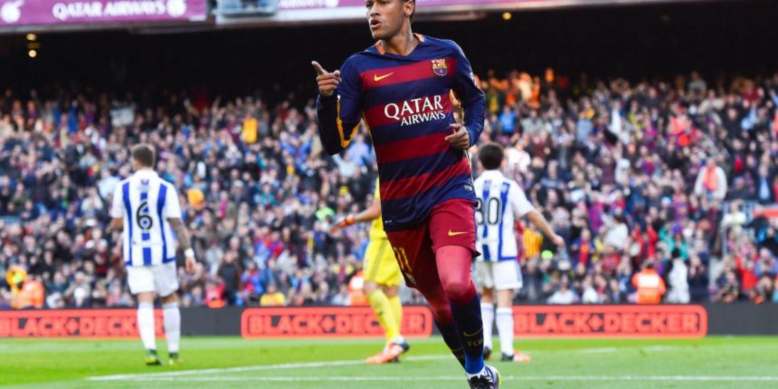 Neymar (Brasil, Barcelona) Foto:Getty Images