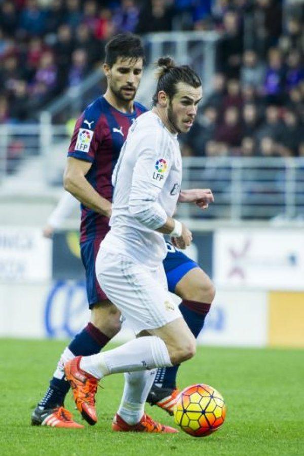 "El ex del Tottenham jugó como defesa en el último partido de los ""merengues"" ante Villarreal. Valor: 80 millones de euros Foto:Getty Images"