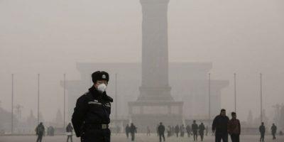 Varias actividades públicas fueron suspendidas Foto:Getty Images