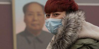 Desde los primeros días de diciembre, la capital china comenzó a registrar grandes cantidades de esmog Foto:Getty Images