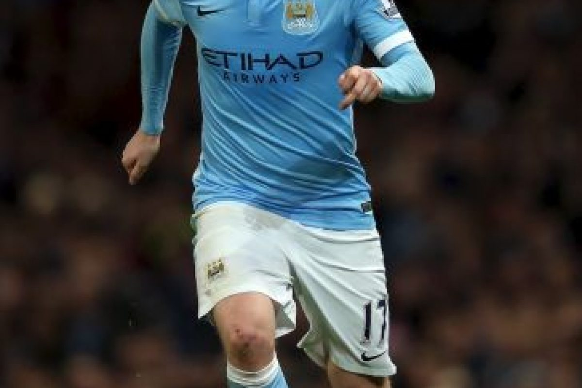 Kevin De Bruyne (Bélgica, Manchester City) Foto: Getty Images