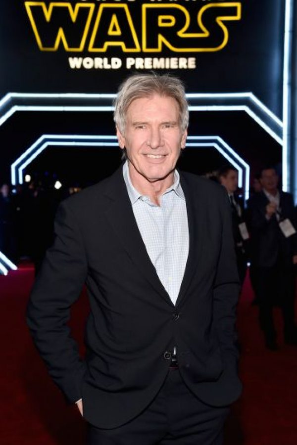 Harrison Ford Foto: Getty Images