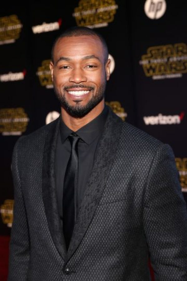 Isaiah Mustafa Foto: Getty Images