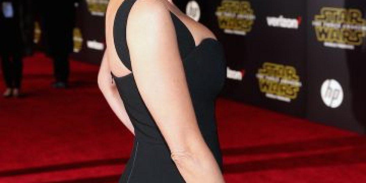 Con este look, Sofía Vergara se roba las miradas en la premier de