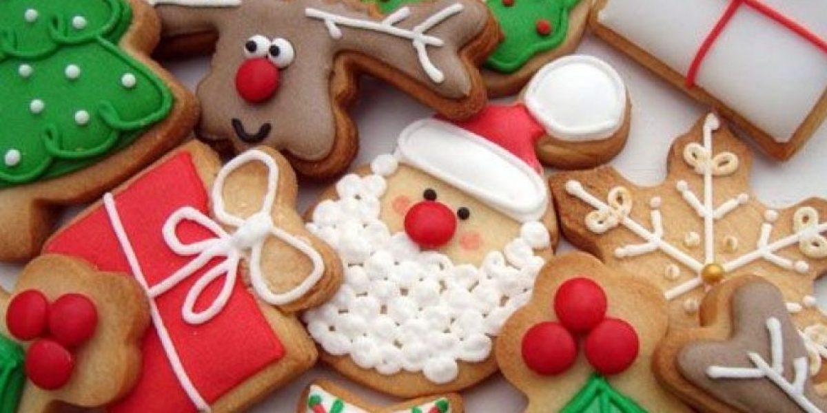 Las boquitas que no podrás resistir en esta Navidad