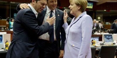 El manejo de las crisis económicas en Europa. Foto:AFP
