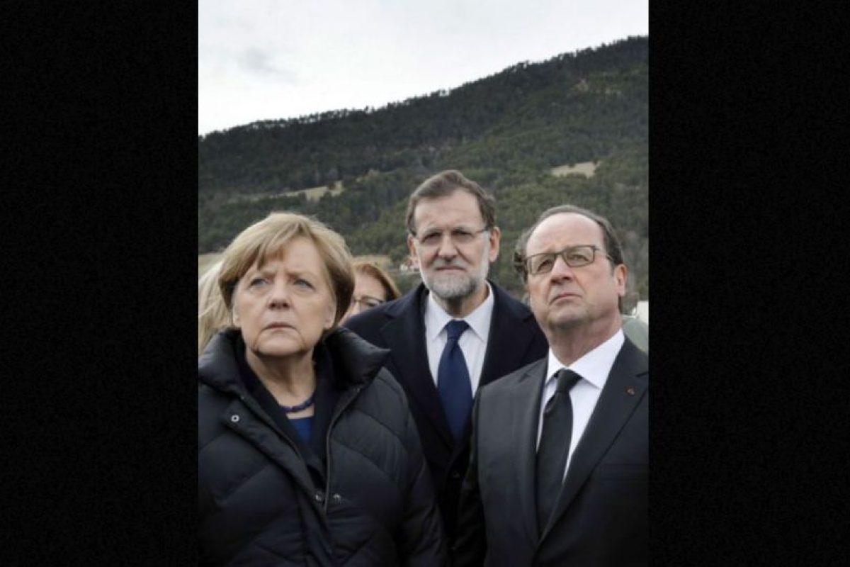 """Su humanidad, generosidad y tolerancia que demostraron la fuerza de Alemania, de acuerdo con la revista """"TIME"""". Foto:AFP"""