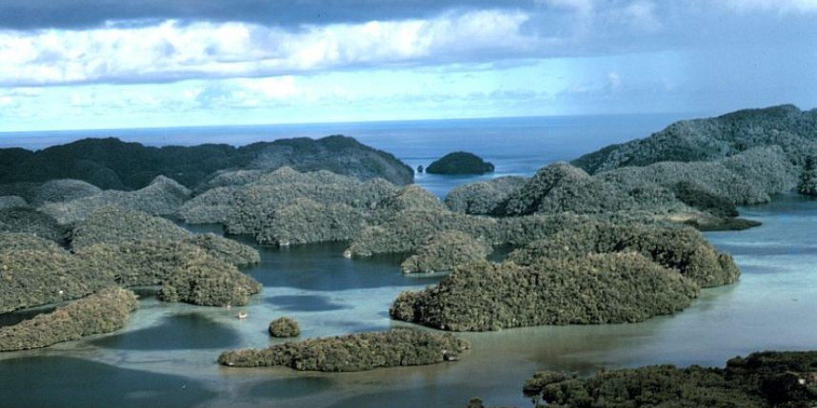 4. Palau Foto:vía Wikimediacommons/NOOA