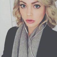 Antes de convertirse en una famosa modelo y actriz jugó fútbol Foto:Vía instagram.com/alissabourne