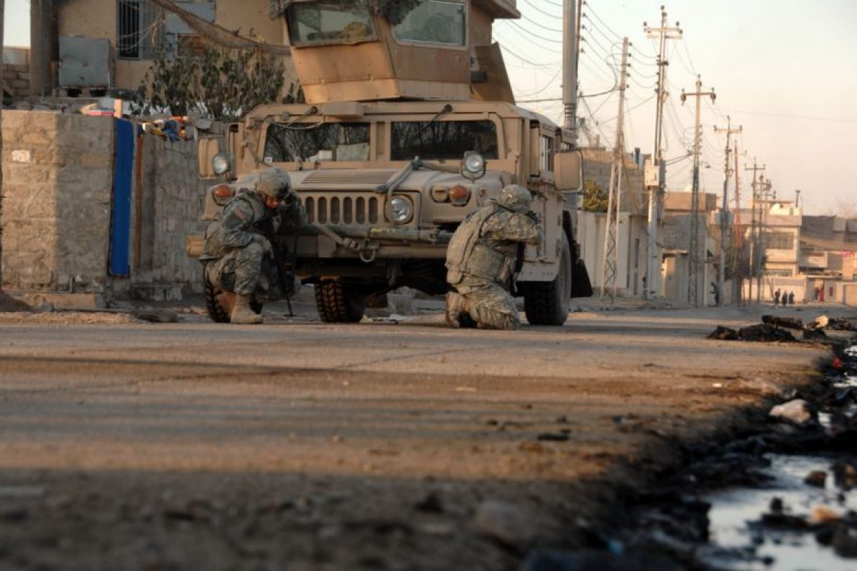 Los terroristas planeaban detonar explosivos en un territorio cercano. Foto:Vía Wikipedia Commons
