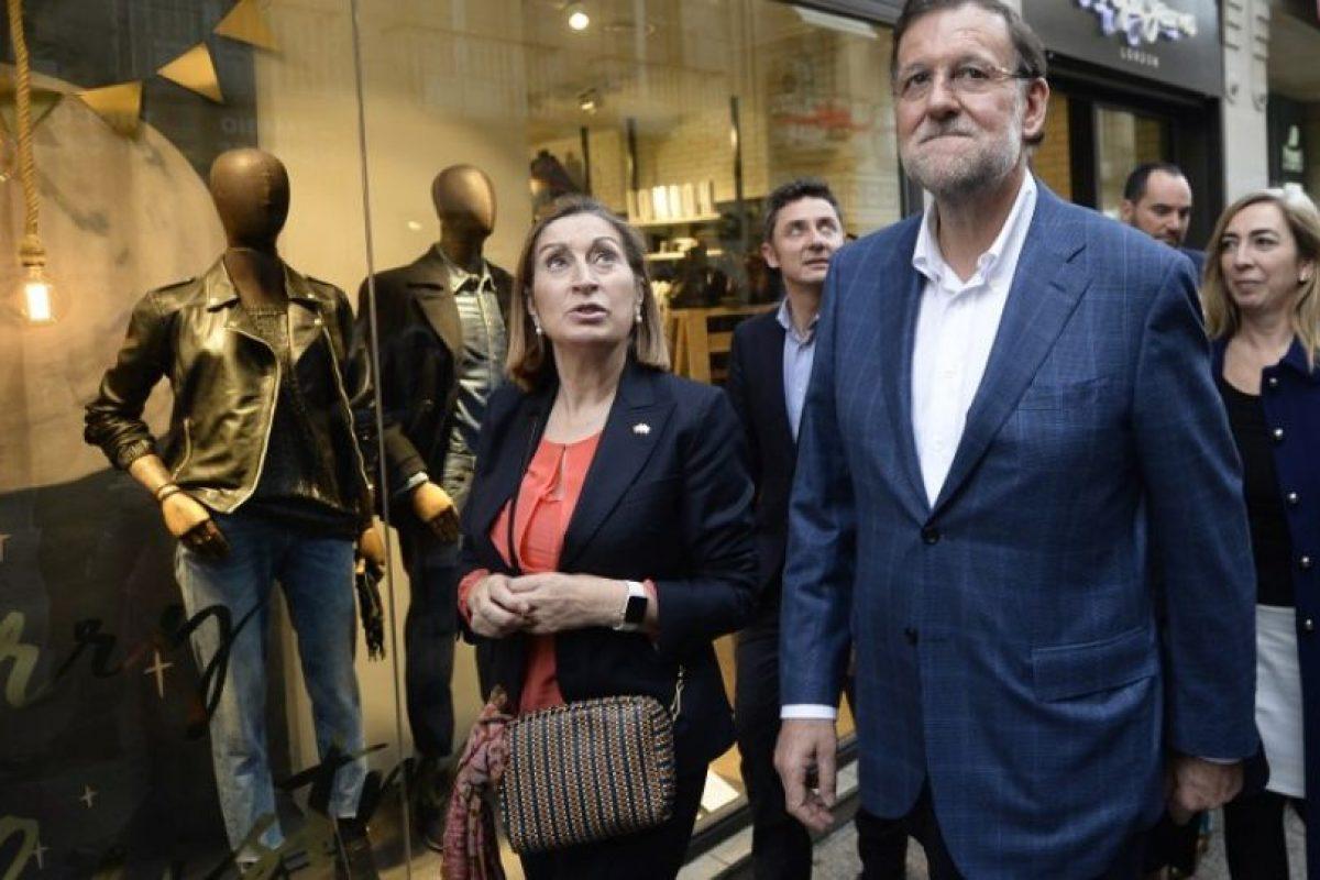 El presidente busca ser reelegido en las elecciones generales del próximo domingo. Foto:AFP