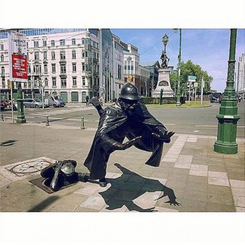 Además de que dos de los automóviles utilizados en los atentados terroristas también tenían placas de Bélgica Foto:Instagram.com – Archivo