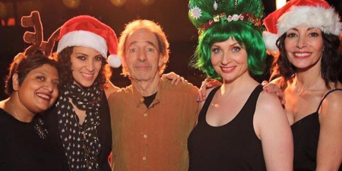 Así celebran la Navidad los artistas nacionales