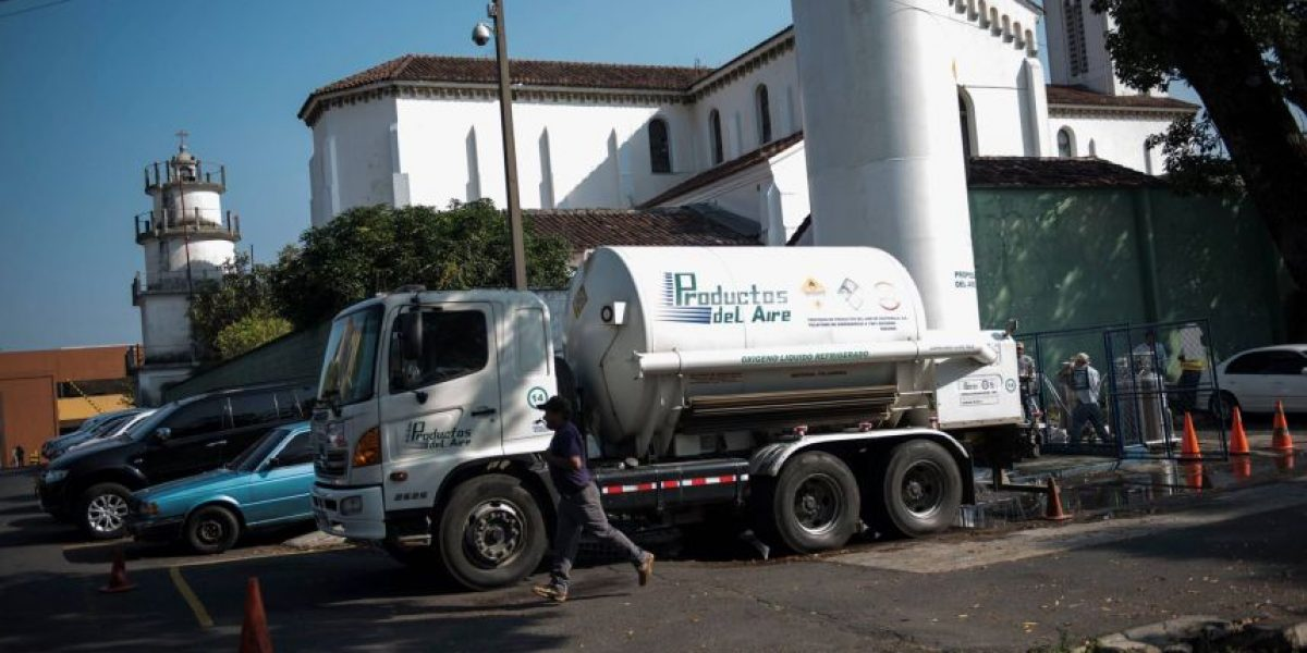Esta es la consecuencia de la falla del tanque de oxígeno en el San Juan de Dios