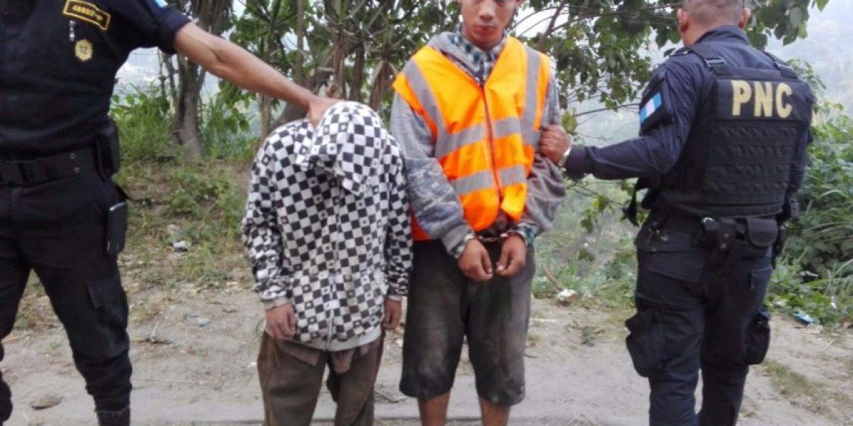 Niño de 13 años le dispara al chofer, huye y es capturado