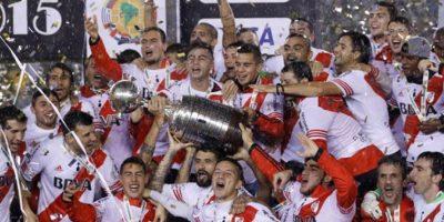 1. Es la primera participación de River Plate en un Mundial de Clubes Foto:Getty Images