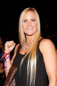 Holly Holm es la monarca actual de Peso Gallo de Mujeres en la UFC. Foto: Getty Images