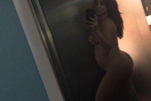 Kim renunció a sus horas en el gimnasio Foto:Instagram/kimkardashian