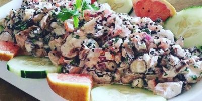 7- Hashtags + foto + vibra = La fórmula del éxito. Foto:vía instagram.com/chef__natalia