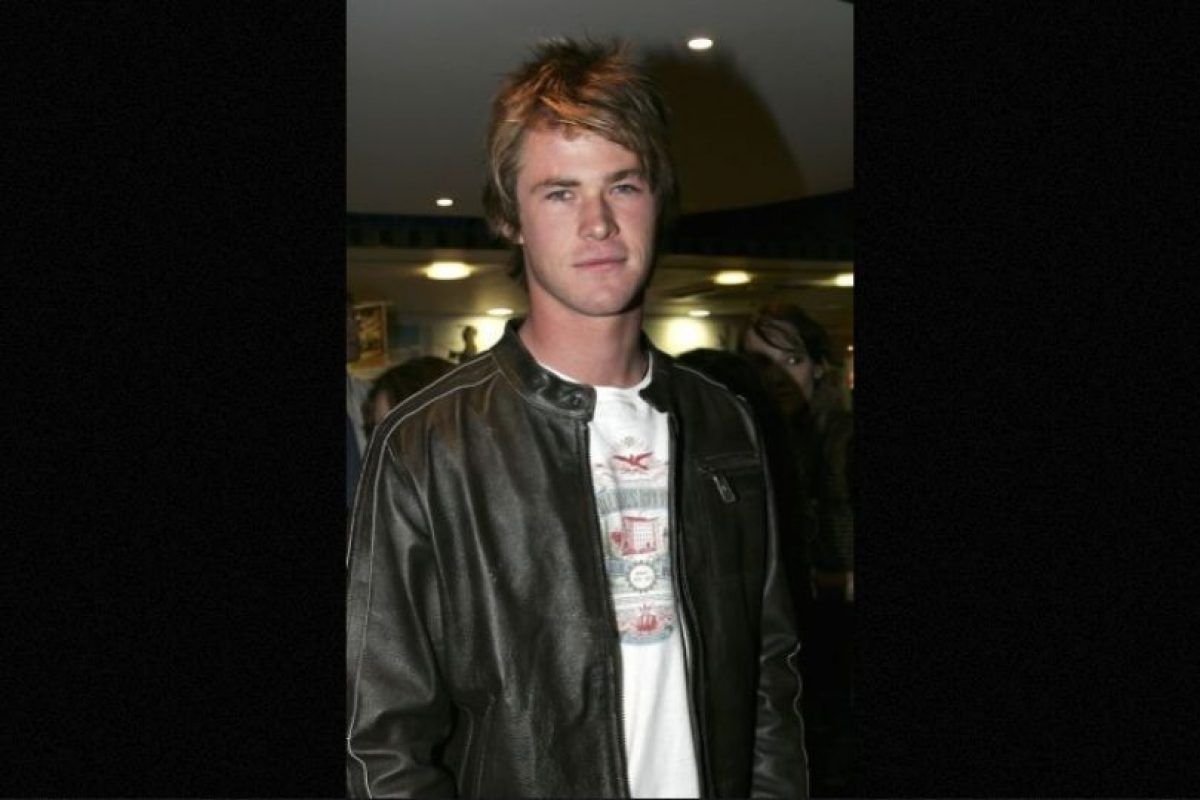 Así fueron sus inicios como actor Foto:Getty Images