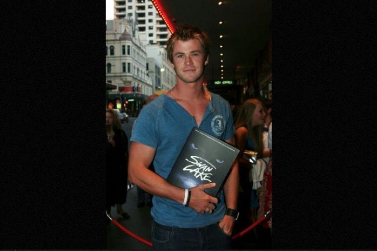 Con el paso del tiempo y las exigencias de sus trabajos en el cine, adquirió más músculos. Foto:Getty Images