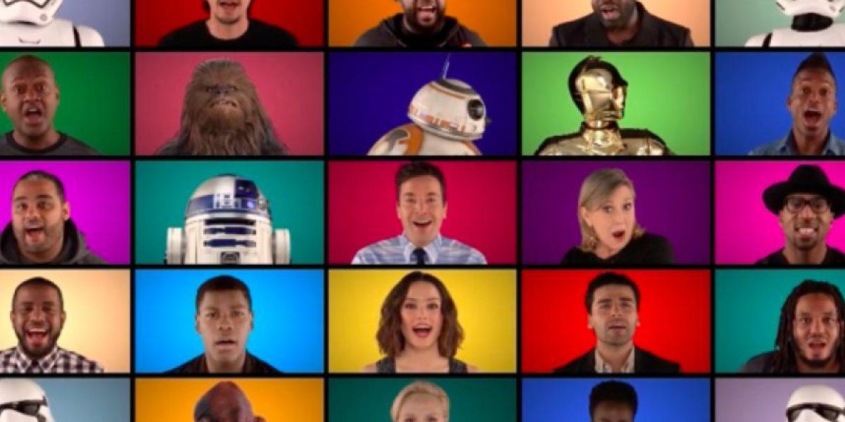 Hay un millón de formas de escuchar el tema de Star Wars, sin duda este es el mejor