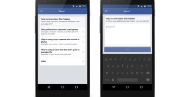 Facebook no bloqueará tan fácilmente su perfil por usar sobrenombres