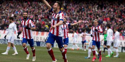 4. Además, esa campaña fueron humillados por el Atlético de Madrid en partido de la Liga BBVA. Foto:Getty Images